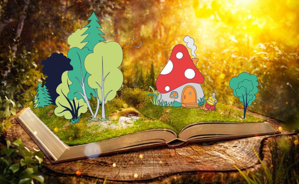 Сказки вместе с детьми